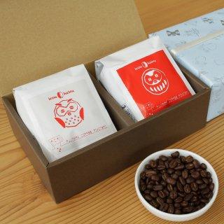 《コーヒーギフト》紅白珈琲
