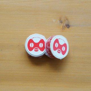 【3個】金魚ちょうちんブレンドデザイン マスキングテープ