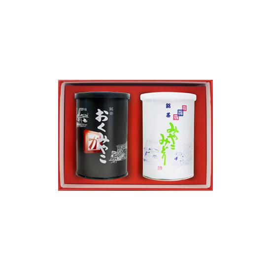 おくみやこ【高級煎茶】 (商品番号SA-K-SB) みやこみどり【松印】