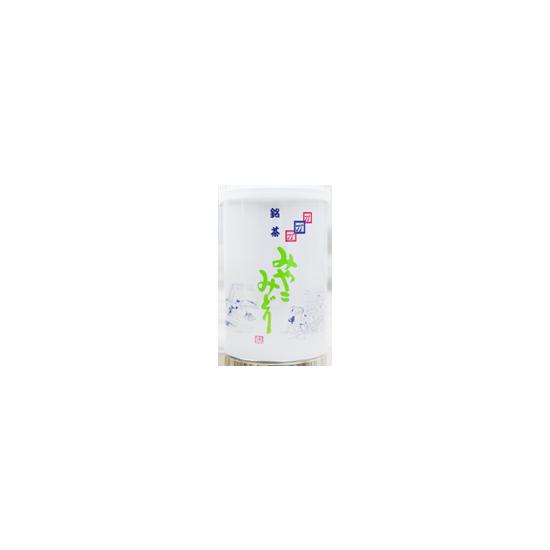 みやこみどり【松印】 (商品番号BK-1) 90g缶詰
