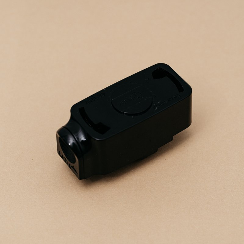 PLUG - BLACK<br>ダクトレール用プラグ ブラック