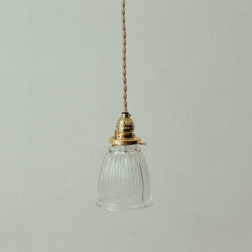 OPL216<br>GLASS SHADE LAMP / 真鍮ガラスシェード照明