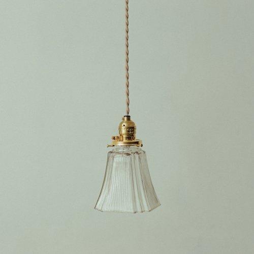 OPL440<br>GLASS SHADE LAMP / 真鍮ガラスシェード照明