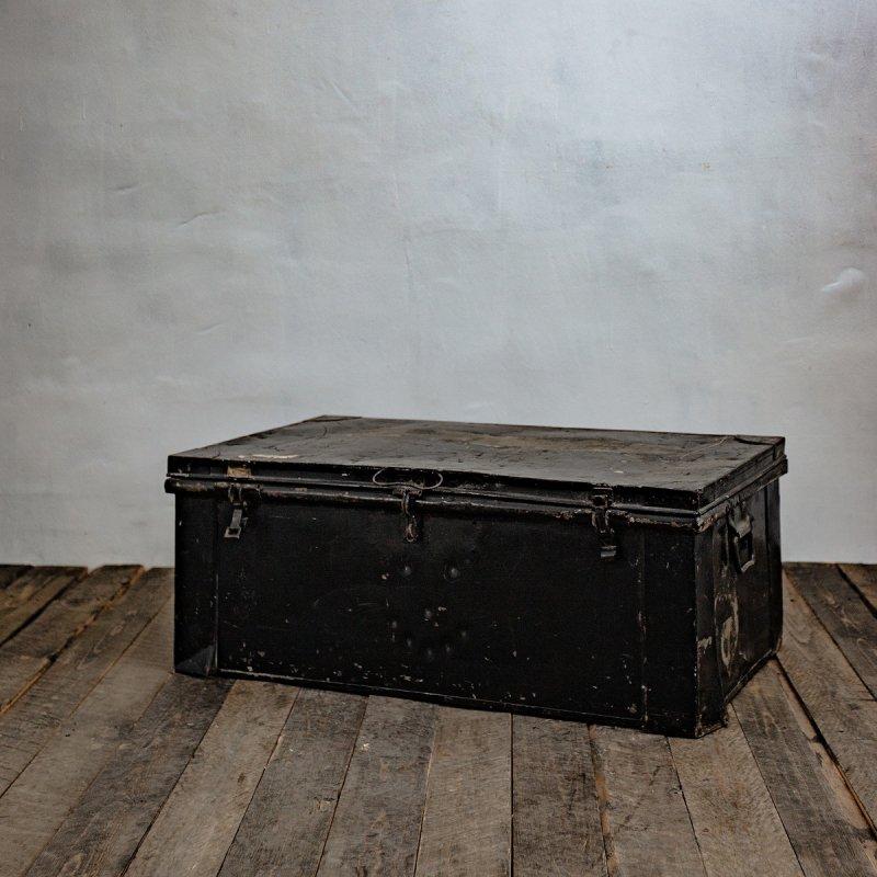 STEEL BOX<br>ヴィンテージ スチールボックス