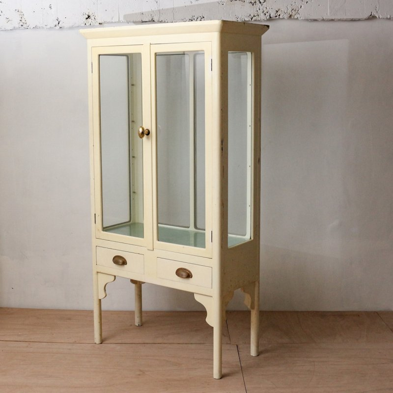 <img class='new_mark_img1' src='https://img.shop-pro.jp/img/new/icons20.gif' style='border:none;display:inline;margin:0px;padding:0px;width:auto;' />METAL 2DOOR CABINET<br> ヴィンテージメタル2ドアキャビネット