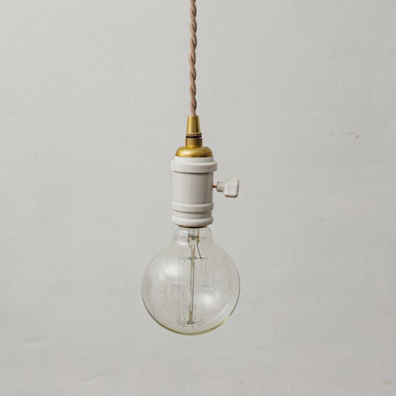 OPL091<br>CERAMIC PENDANT LAMP - Switch / 陶器照明