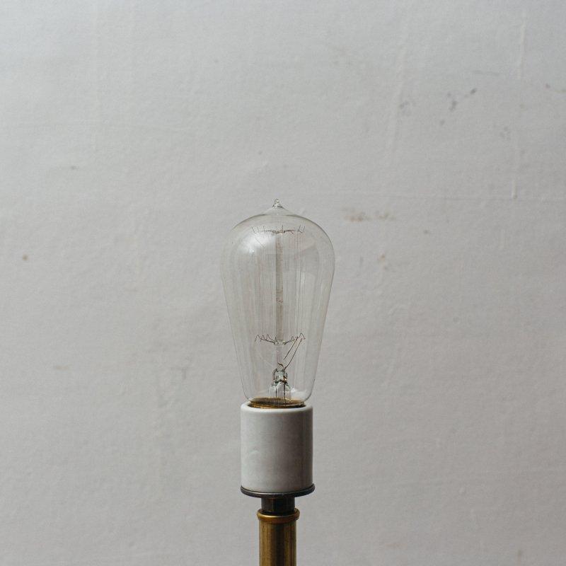 LAMP BULB E26 40W - EDISON SIGNATURE S<br>白熱電球 E26 40W エジソン