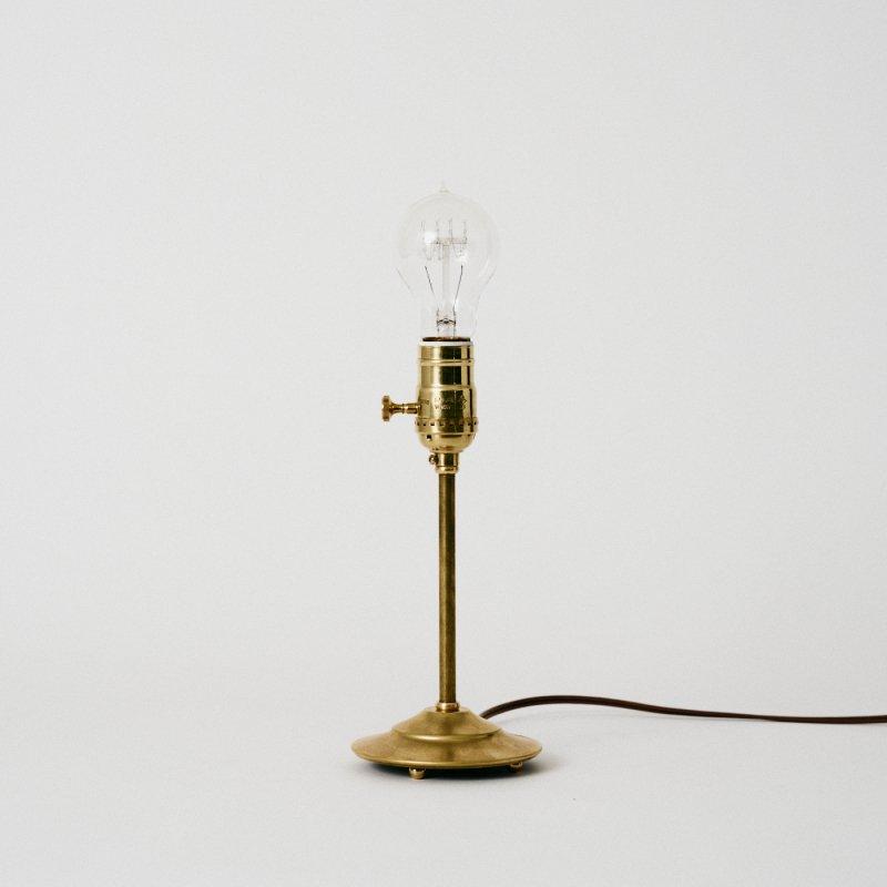 【予約注文】OSL163-L<br>STAND LIGHT - L size / 真鍮スタンド照明