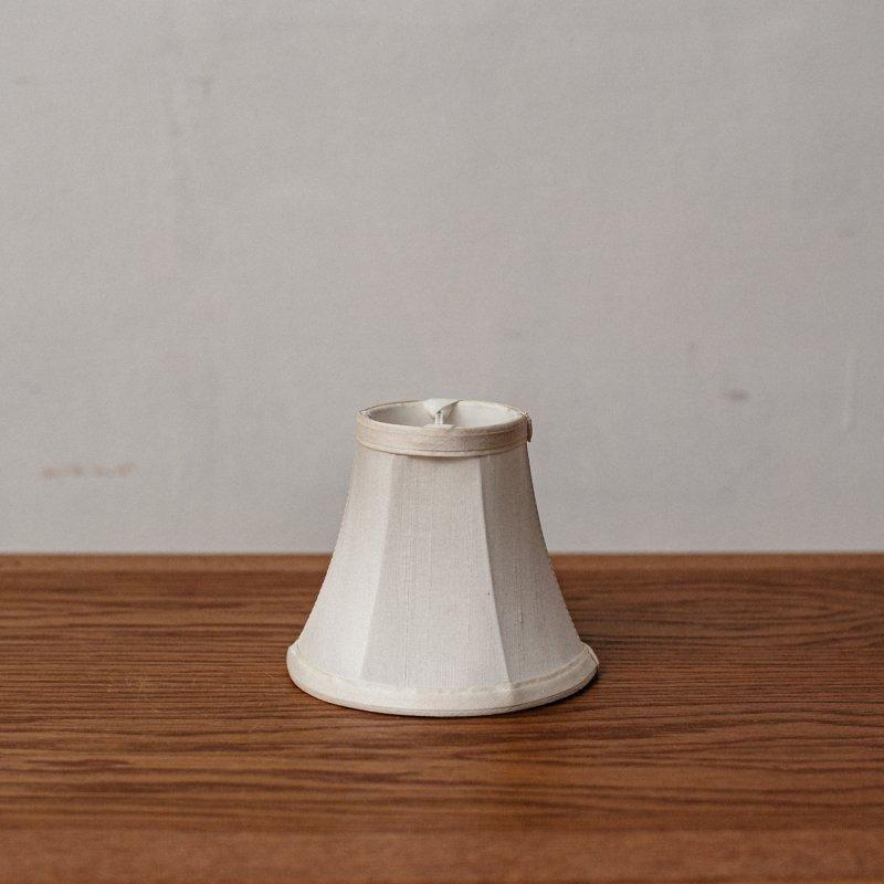 COTTON LAMP SHADE<br>コットンランプシェード