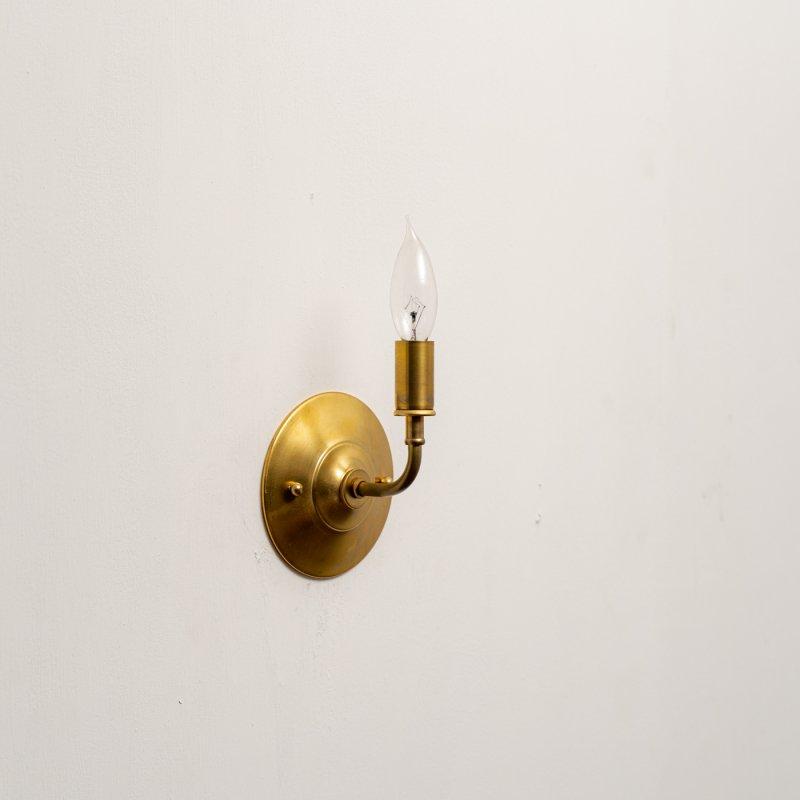 OBL019B<br>BRACKET LAMP / 真鍮ブラケットランプ