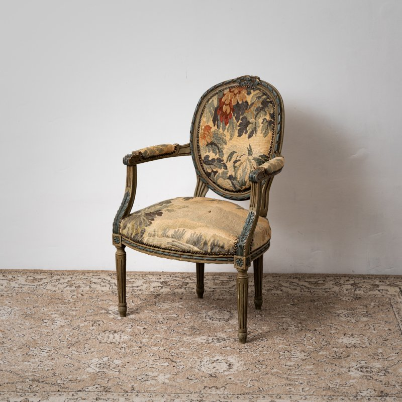 ARM CHAIR<br> ヴィンテージ アームチェア