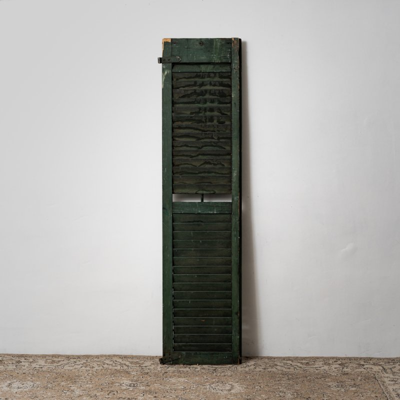 ANTIQUE PAINTED DOOR<br> アンティーク ドア ペイント