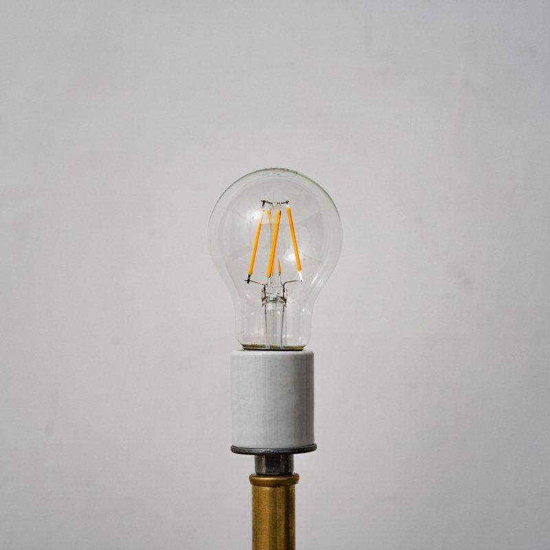 LED BULB E26 4W - CLEAR<br>LED電球 E26 4W クリア