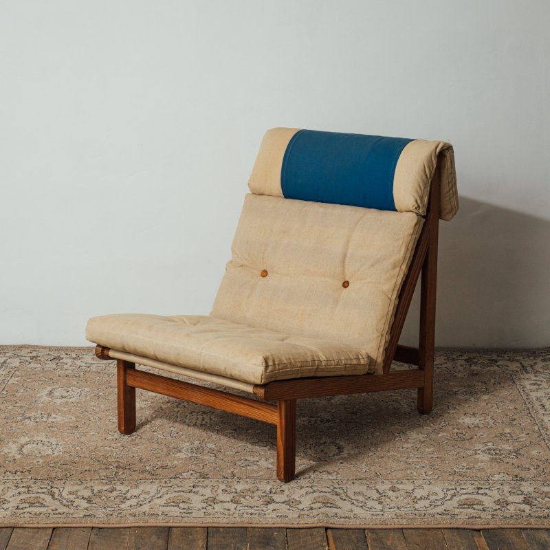 EASY CHAIR - Bernt Petersen <br>ヴィンテージ イージーチェア A