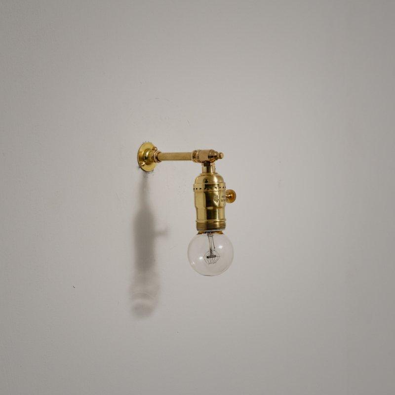 OBL036-U<br>BRACKET LAMP / 真鍮ブラケットランプ