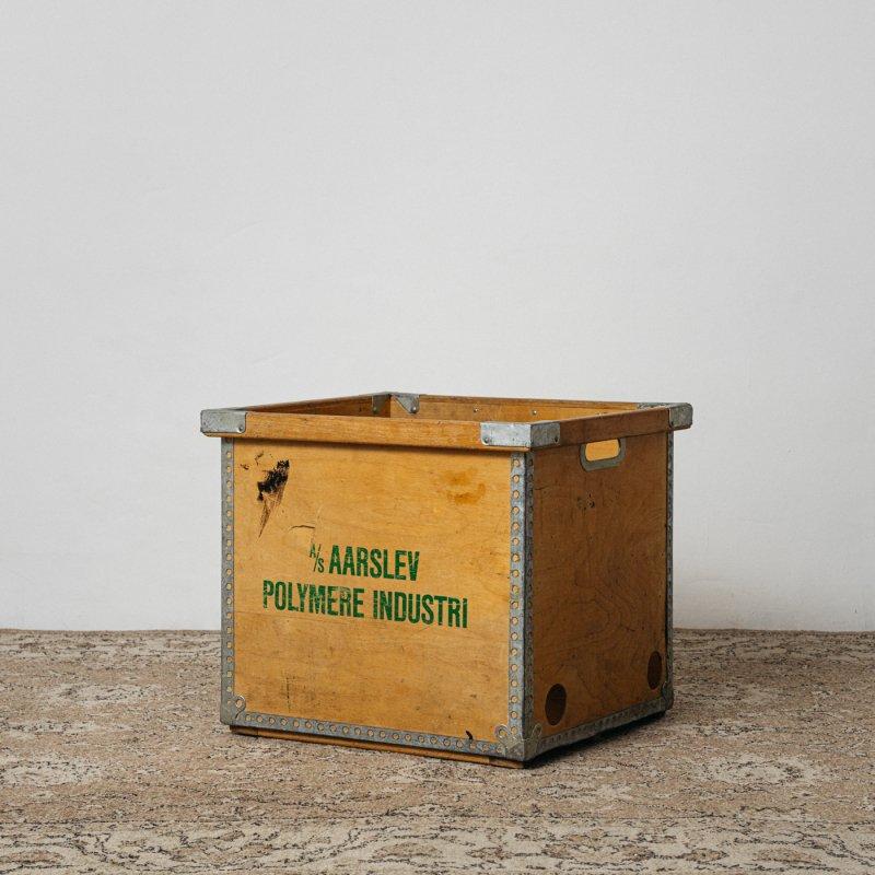 INDUSTRIAL BOX <br> ヴィンテージ インダストリアルボックス