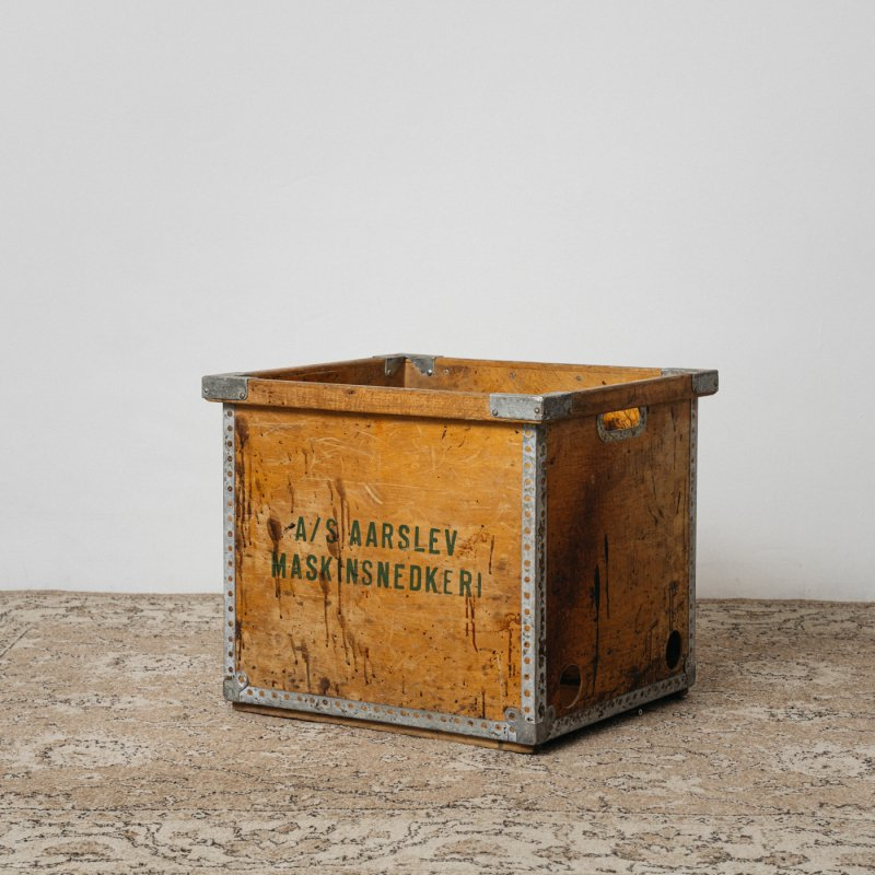 INDUSTRIAL BOX <br> ヴィンテージ インダストリアルボックス B