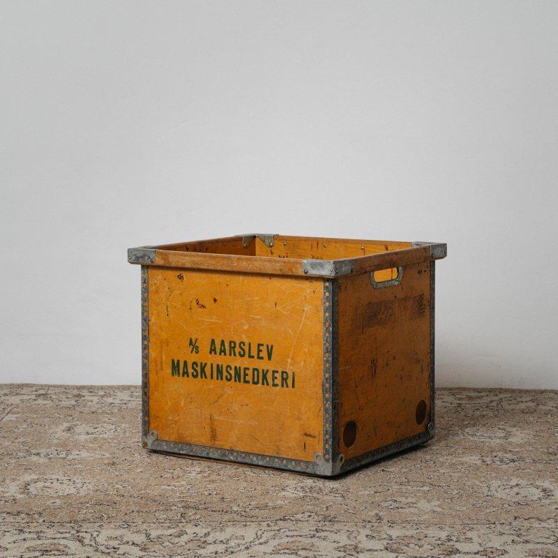 INDUSTRIAL BOX <br> ヴィンテージ インダストリアルボックス D