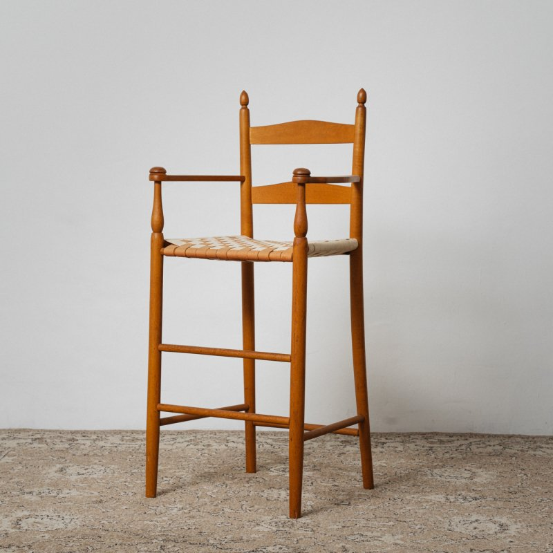 HIGH CHAIR <br> ヴィンテージ キッズチェア