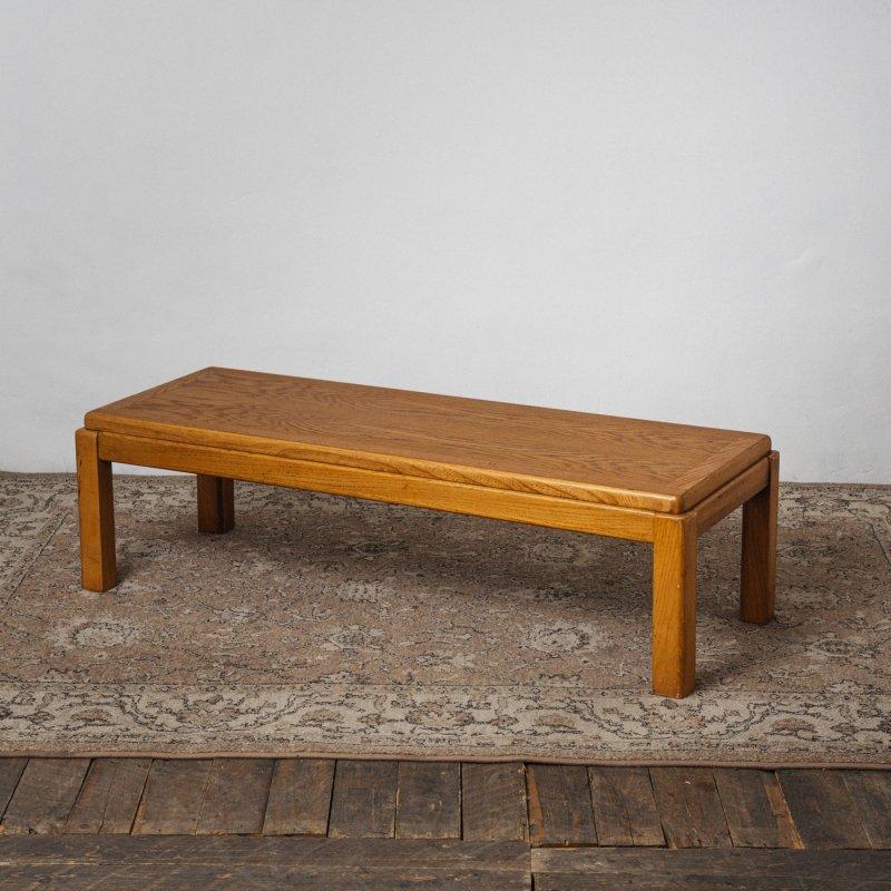 LANE CENTER TABLE <br> ヴィンテージ レーン社テーブル