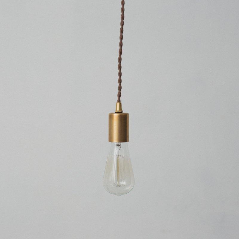 OPL075B<br>BRASS COVER PENDANT LIGHT / 真鍮カバー照明
