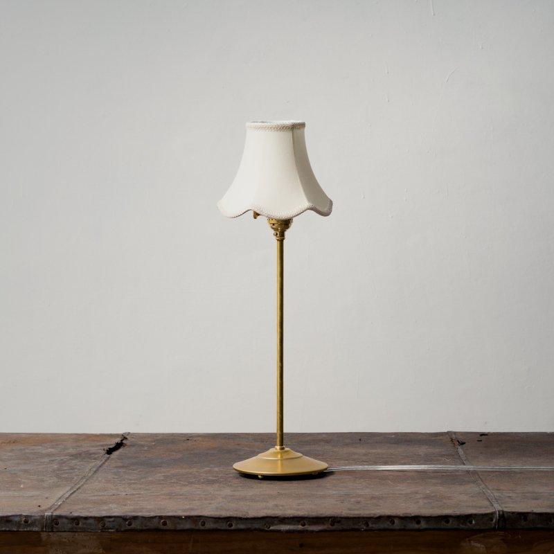 OSL177<br>STAND LIGHT / 真鍮スタンド照明