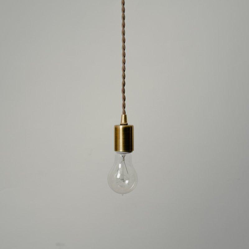 OPL075C<br>BRASS COVER PENDANT LIGHT / 真鍮カバー照明
