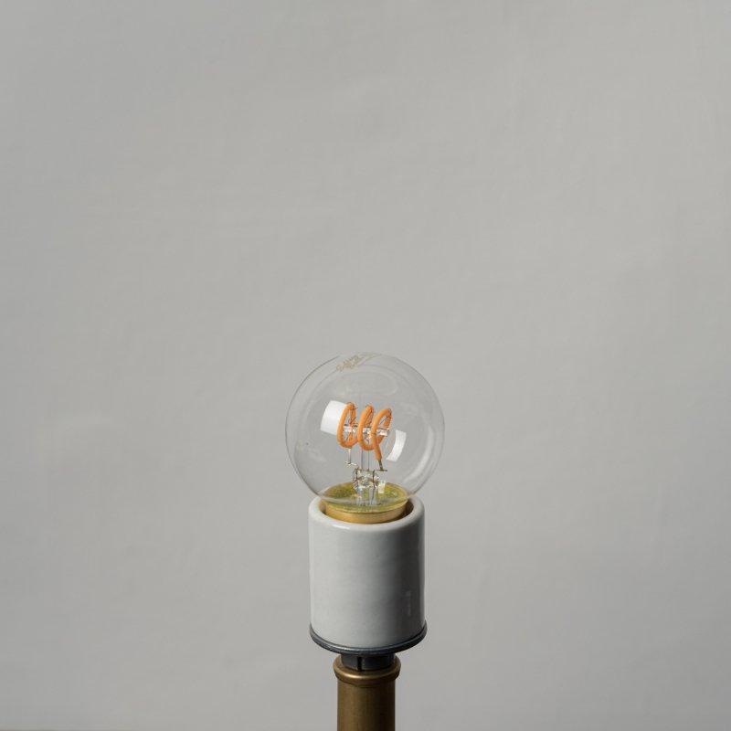 LED BULB E26 4W - MINI GLOBE CL<br>LED電球 E26 4W ミニグローブ