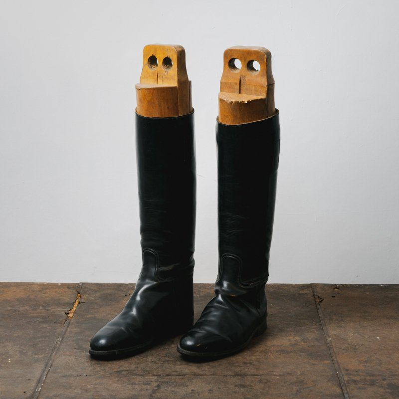 <img class='new_mark_img1' src='https://img.shop-pro.jp/img/new/icons14.gif' style='border:none;display:inline;margin:0px;padding:0px;width:auto;' />LEATHER BOOTS LAST<br> ヴィンテージ レザーブーツ&ラスト