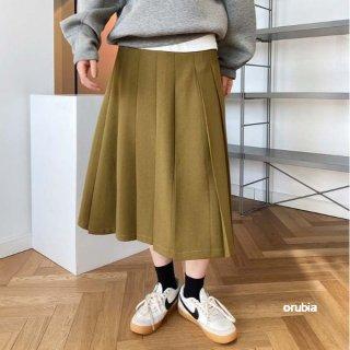 プリーツスカート 幅広プリーツ ロング マキシ ボトムス フレンチシック 上品