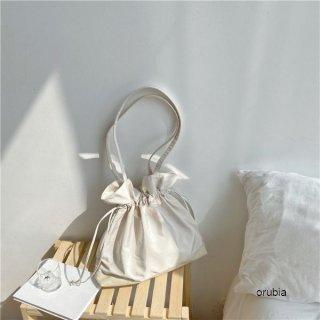 トート 巾着 バッグ ショルダー パーソナライズ 折り畳み ソフトキャンバス 可愛い ミニ ナイロンバッグ