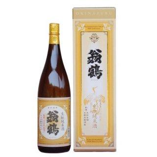 翁鶴 生もと純米酒 1800ml