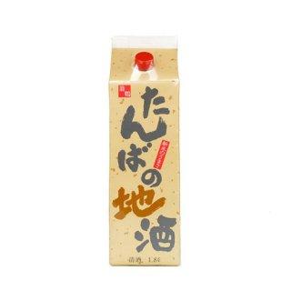 丹波の地酒パック 1800ml