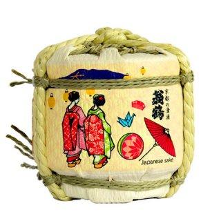 ミニ菰樽(こもだる) 300ml