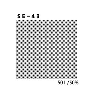 デリータースクリーン SE-43