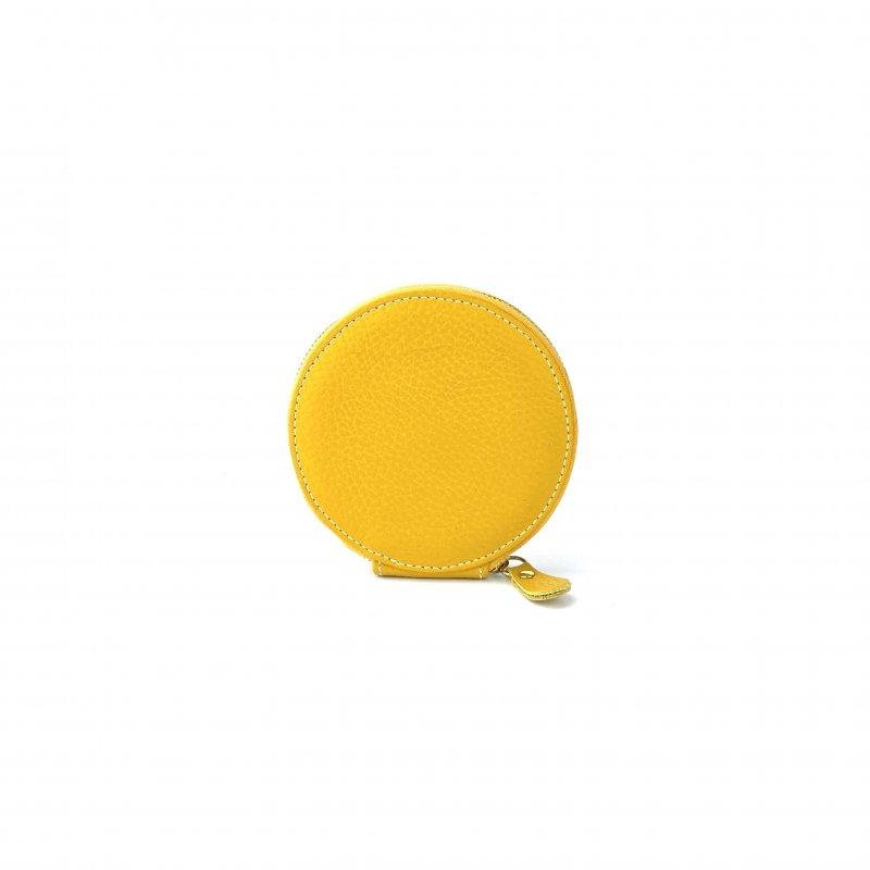 円形コインケース