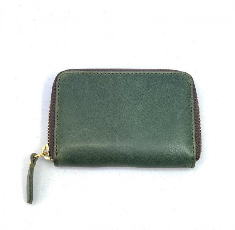 M9ヌメ革カードケース