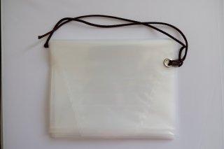 弓合羽 幅広(雨天用弓袋)◆クリックポスト利用可◆