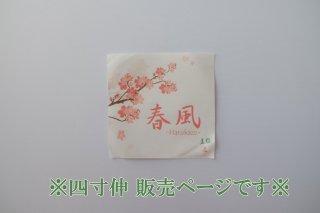 春風(2本入)【四寸伸】◆クリックポスト利用可◆