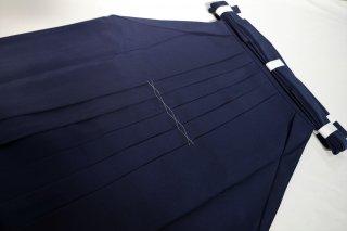 袴 トロピカル 日本製 紺色【女子用】