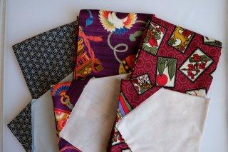 当店オリジナル弓巻・かけ袋セット【その1】◆クリックポスト利用可◆