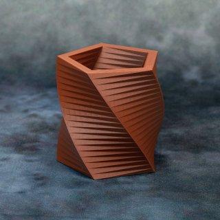 【木質入り】「501C」五角形のインテリア雑貨