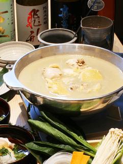 鶏の極み とり源 極みスープの鶏炊き4〜5人前※鶏そば用麺付き【冷凍便】