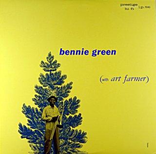BENNIE GREEN WITH ART GARMER Us盤