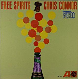 FREE SPRITS CHRIS CONNOR Original盤