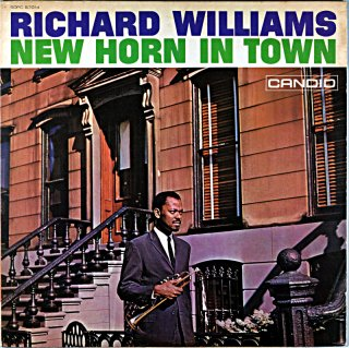 RICHARD WILLIAMS / NEW HORN IN TOWN