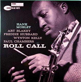 ROLL CALL HANK MOBLEY (45回転盤)2枚組 US盤