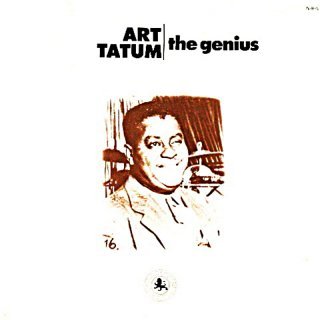 ART TATUM / THE GENIUS