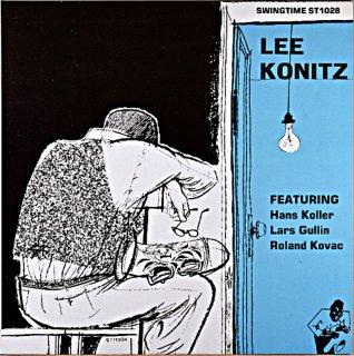 LEE KONITZ FEATURING HANNS KOLLER EU盤