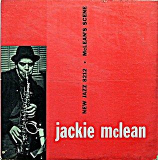 JACKIE McLEAN McLEN'S SCEINE US盤